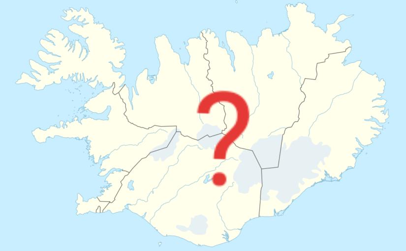 Hvordan følge meg på tur over Island